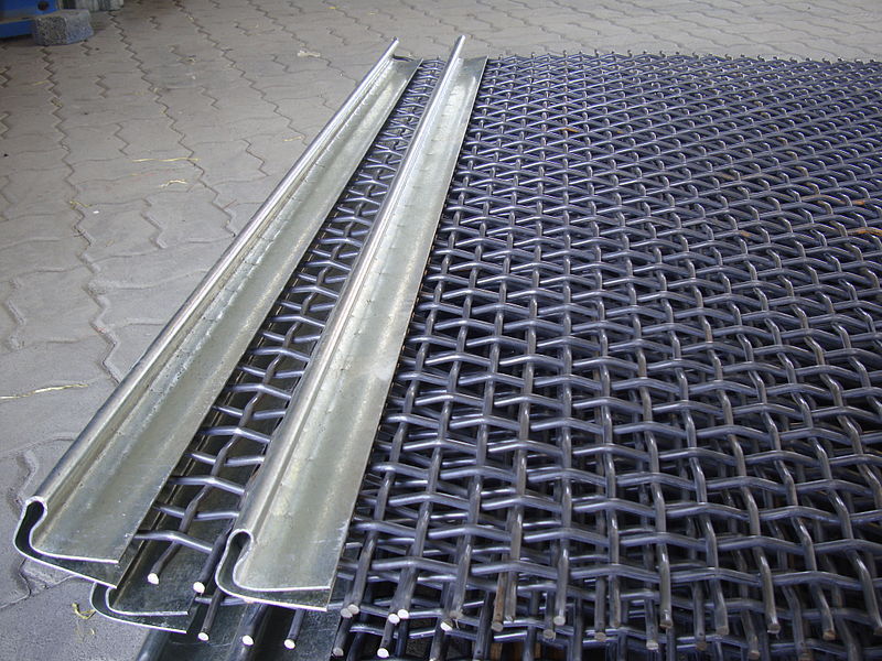 Quarry Mesh Mining Screen