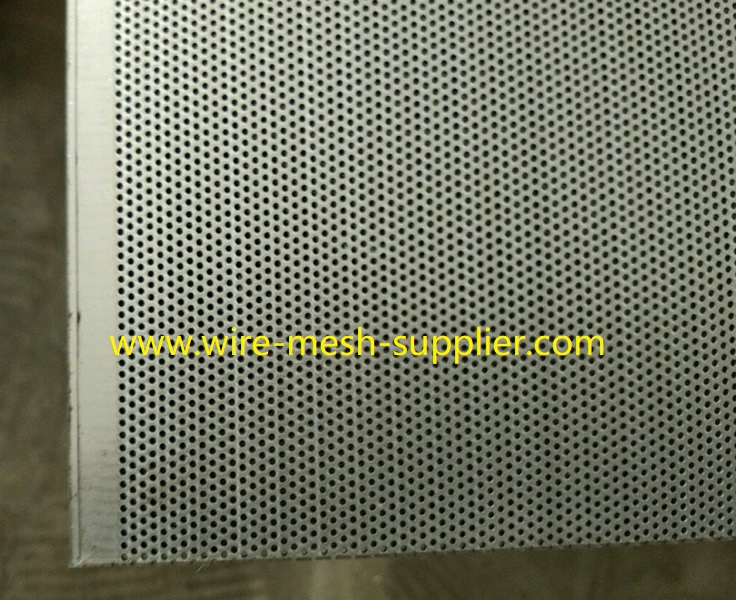 micro hole perforated mesh